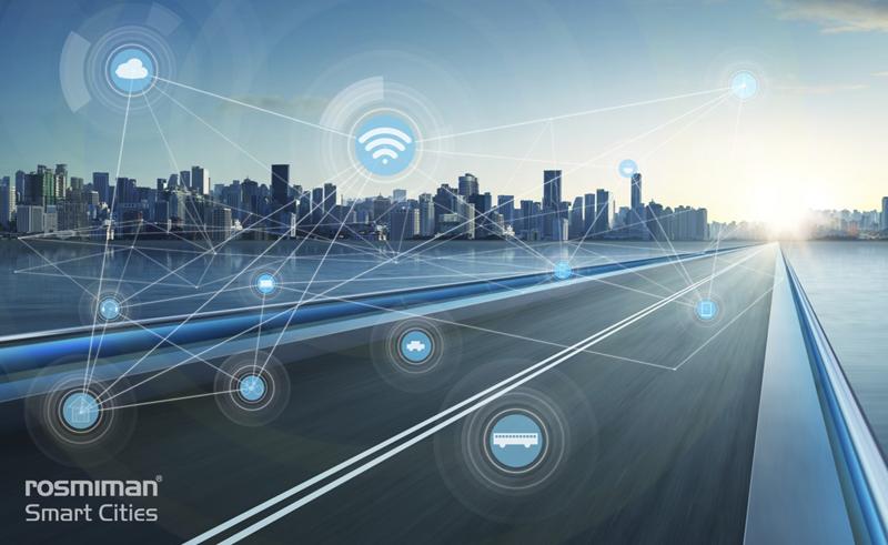 Rosmiman ofrece soluciones para Smart Cities y Gestión de Activos.