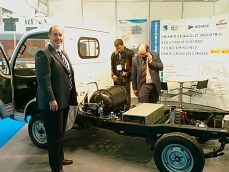 Besel Salón Vehículo y Combustibles Alternativos 2009