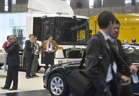 Mercedes Salon Vehiculo y Combustibles Aleternativos 2009