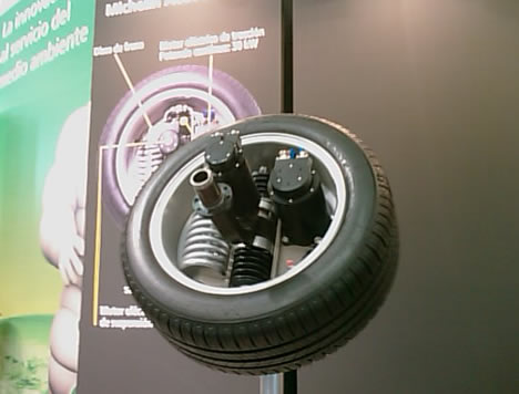 Michelin Salón Vehículo y Combustibles Alternativos 2009