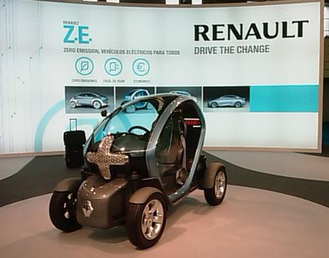 Renault Salón Vehículo y Combustibles Alternativos 2009
