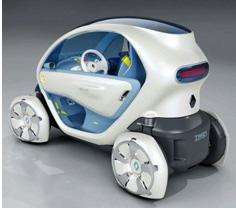 El Twizy es el primer vehículo eléctrico que se fabricará en la planta de Renault en Valladolid
