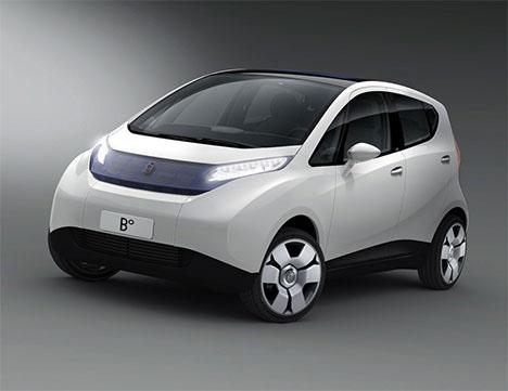 El Blue Car, del grupo francés Bolloré, podría formar parte de la flota de vehículos eléctricos del servicio Autolib