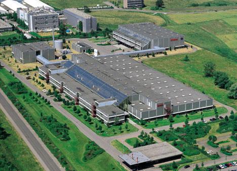 Fábrica de Bosch en Reutlingen, donde se fabrica el accionamiento para e-Bikes
