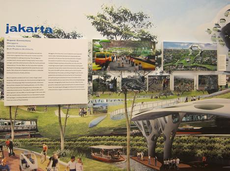 Yakarta en Movilidad y Urbanismo Sostenible
