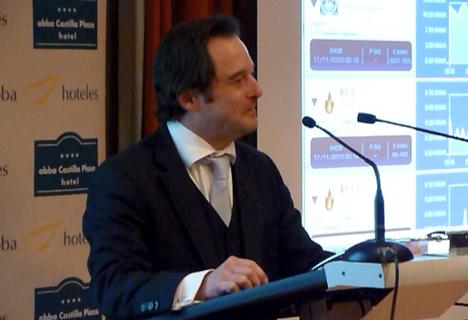 Francisco de la Peña, director general de N2S