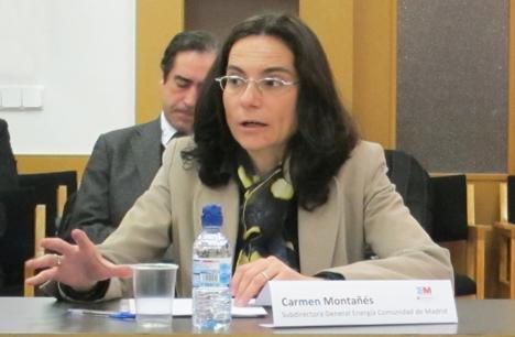 Carmen Montañés, subdirectora de Energía de la Comunidad de Madrid, aludió a la necesidad de adaptar el RBT