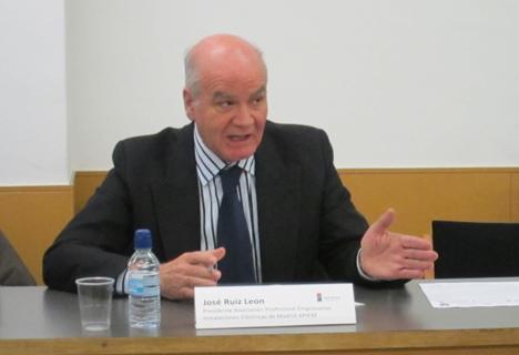José Ruiz León, presidente de la APIEM, reclamo que se tenga en cuenta a los instaladores en el proceso de implantación de la movilidad eléctrica como ejecutores que habrán de ser de la instalación de puntos de recarga