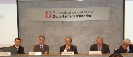 Miembros de la CCTSV