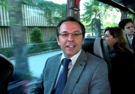 Juan Luis Sampedro, consejero delegado de Skybus
