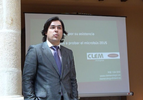 José Jaime Noguera, propietario de CLEM, anunció novedades