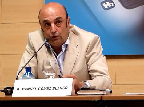 El periodista Gómez Blanco abogó por impulsar los avances que ya son una realidad, como el sistema start/stop o la frenada regenerativa