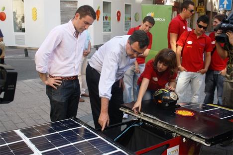 Como novedad para 2011, la totalidad de los vehículos que participarán este año están propulsados por energías alternativas