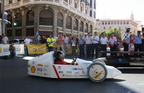 Con esta nueva edición de la Solar Race Región de Murcia, el Gobierno regional continua su apuesta por las energías renovables