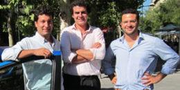 Bluemove compañía española de Servicios de Carsharing