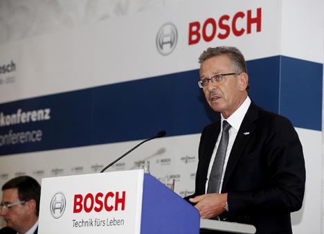 Conferencia de Bosh