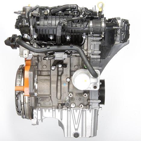 Motor Eco boost