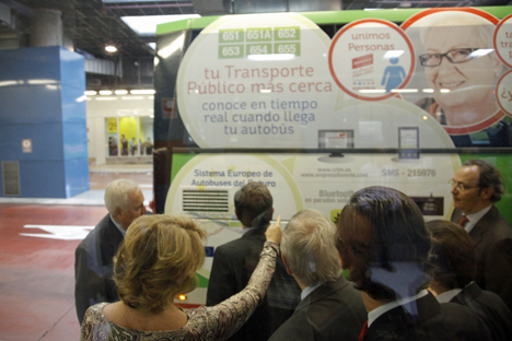 Proyecto Autobús del Futuro (European Bus System of the Future)