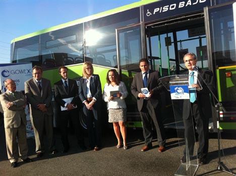 Autobuses interurbanos con Wifi en Madrid