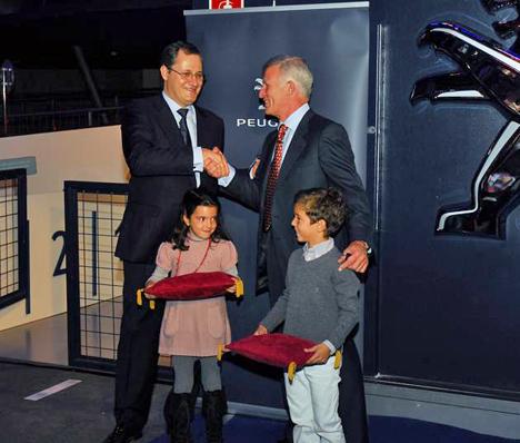 Acuerdo entre Peugeot y Micropolix