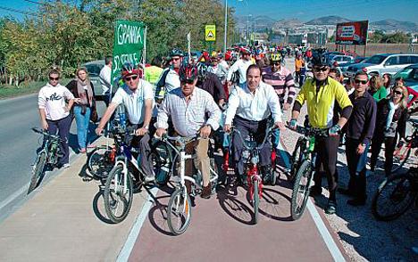 © Ayuntamiento de Granada: arranca el Plan de Movilidad Sostenible