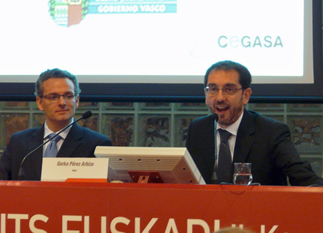 Javier Baztán Cegasa, Responsable I+D+i de Sistemas de Tráfico de Motion Energy