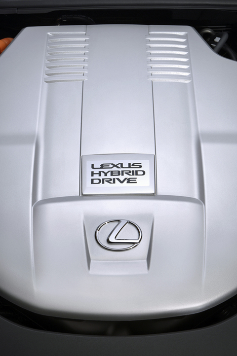 Tecnologia Lexus Hybrid Drive