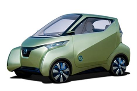 Pivo 3 coche urbano electrico