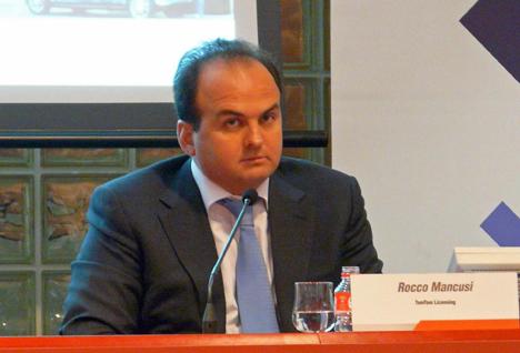 Rocco Mancusi, TomTom Licensing, Director de Ventas Iberia
