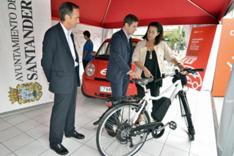 Semana de la movilidad sostenible en Santander