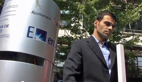 Eco2Next Gestion de recarga de Vehiculos electricos