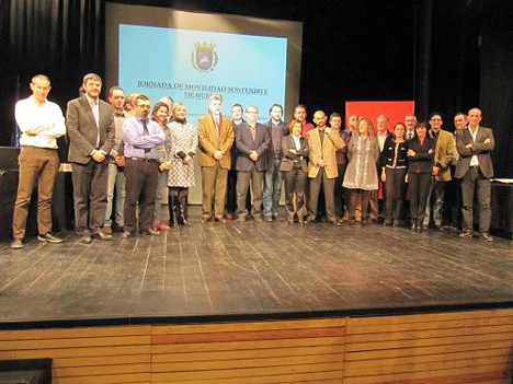 Foro movilidad en Huesca