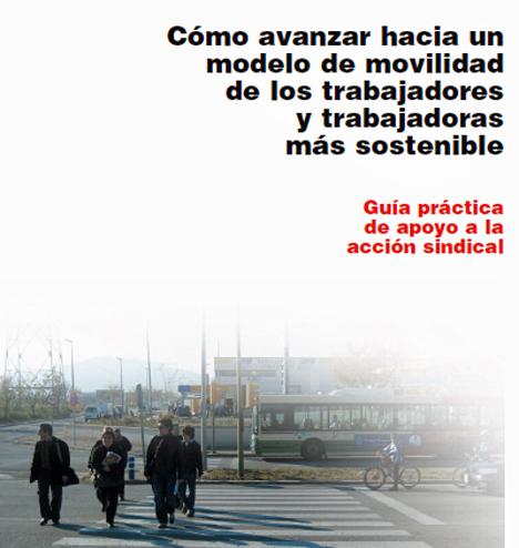 Publicación sobre la movilidad sostenible