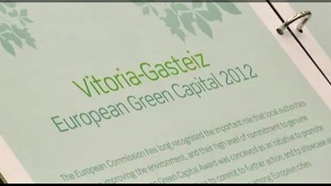 Green Book acreditacion de la Capitalidad Verde Europea