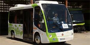 Presentación autobús eléctrico de Clem