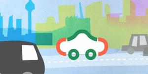 Respiro Car sharing, la nueva manera de tener coche.