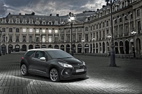 Nuevo Citroën DS3 Ultraprestige