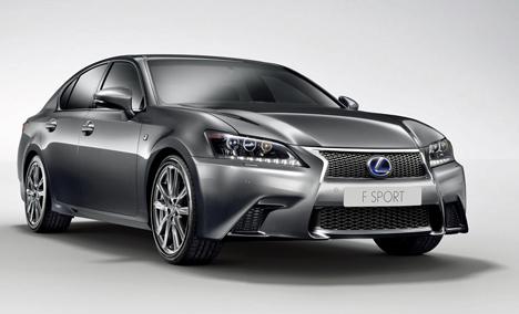 Nuevo hibrido de Lexus