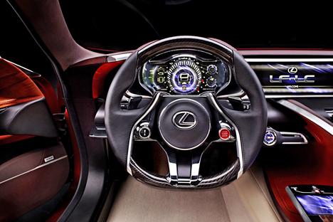 Lexus LF-LC hibrido