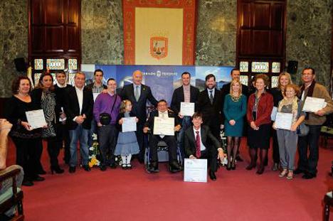 Premios movilidad sostenible 2011