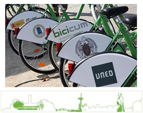 Servicio de prestamo de bicicletas, bicicum