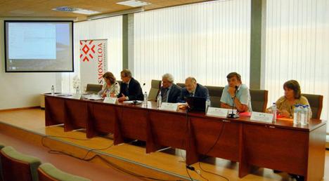 Comité ejecutivo del Campus Moncloa