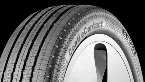 Conti. eContact neumatico para el vehiculo electrico