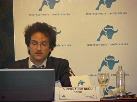 Intervención de D. Fernando Nuño González