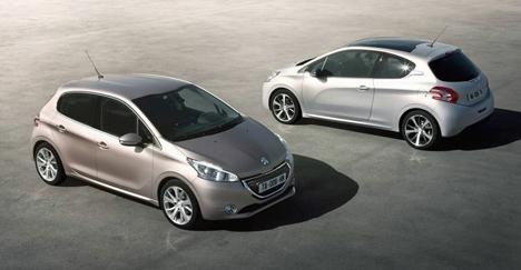 Peugeot en el Salon Internacional de Ginebra