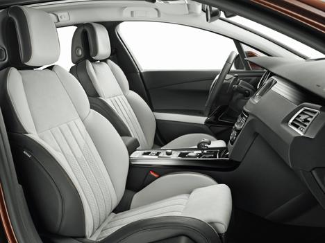 Diferentes modos de conducción en el nuevo Peugeot