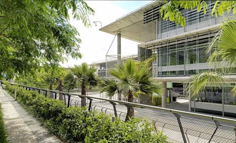 Campus Palmas Altas de Abengoa