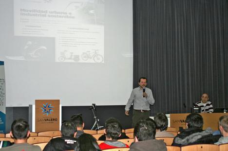 Seminario: Movilidad urbana e industrial sostenible
