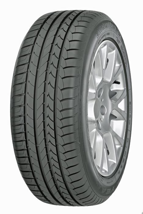 Goodyear EfficientGrip, nuevo neumático más eficiente