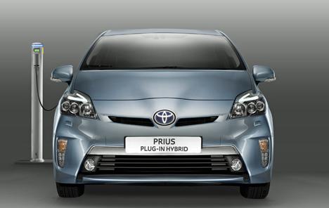 Toyota Prius Híbrido enchufable, homologación definitiva